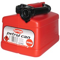 Car Plan  Red Petrol Can - 5 Litre