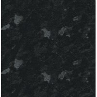 Worktops  Black Slate Gloss 10mm Profile - 3 Metre