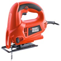 Black & Decker  KS500 Jigsaw - 400 Watt