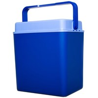 Euroactive  Cool Box Blue & White - 24 Litre