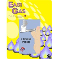 Easi Gas  Smoke Pellets - Tube of 6