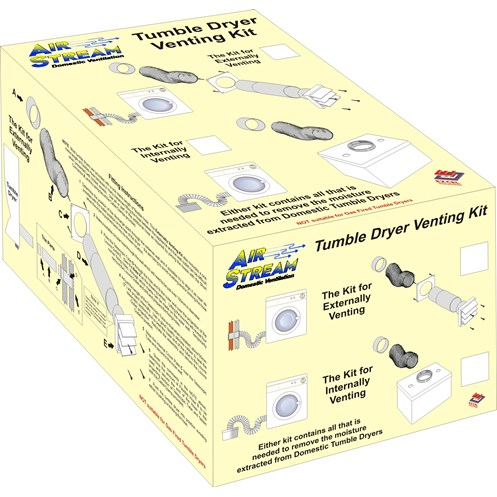 Airstream  Tumble Dryer External Venting Kit