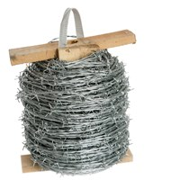 Fencemor  Mild Steel Barbed Wire - 200m x 76mm