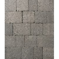 Kilsaran Mellifont Block 6 Size Mix 60mm - Charcoal