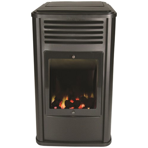 De Vielle Contemporary Gas Heater - 3kW | Gas Heaters | Fletcher\'s ...