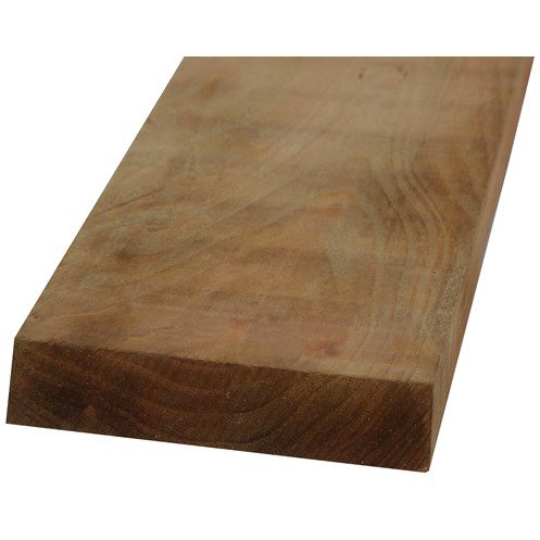 SNR  Square Edged Treated Timber - 125 x 22mm