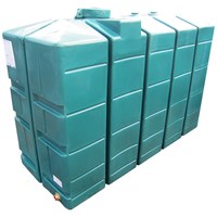 Carbery  Rectangular Oil Tank  - 1,100 Litre