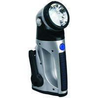 Elro  Wind Up Rechargeable LED Torch